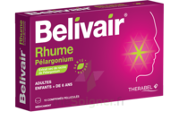 Belivair Rhume Pelargonium Comprimés pelliculés Plq/15 à BISCARROSSE