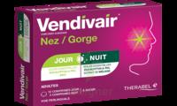 Vendivair Nez/Gorge Comprimés jour et nuit B/12+4 à BISCARROSSE